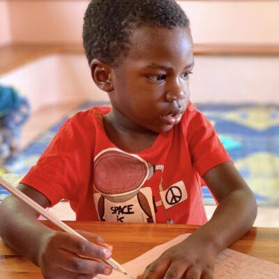 Patenschaftsprogramm für die Kinder des Cradle of Love Baby Home